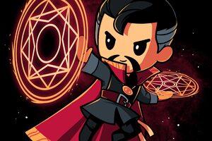 Mystic Doctor Strange 4k
