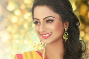 Namitha Pramod Wallpaper