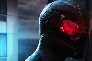 Nano Tech Spiderman 4k Wallpaper