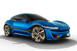 Nanoflowcell Quantico Concept Car Wallpaper