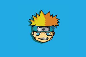 Naruto Bit Illustration 5k Wallpaper