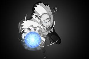 Naruto Rasengan Wallpaper