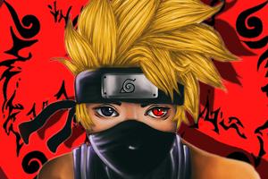 Naruto Uzamaki 4k
