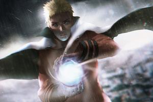 Naruto Uzumaki 4k