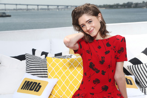 Natalia Dyer 4k Wallpaper