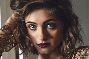 Natalia Dyer Closeup 4k