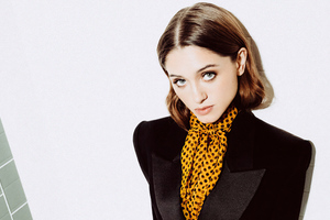 Natalia Dyer For Flaunt Magazine 5k