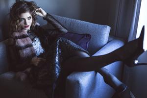 Natalia Dyer Rogue Magazine