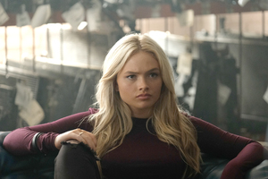 Natalie Alyn Lind As Lauren Strucker In The Gifted Season 2