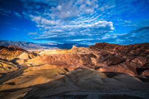 National Park Crag Clouds Usa 5k Wallpaper