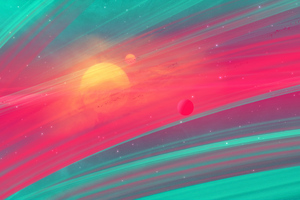 Nebula Artistic 4k Wallpaper