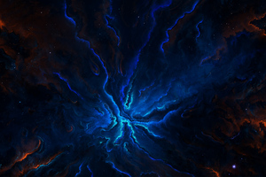 Nebula Space Scapes Wallpaper