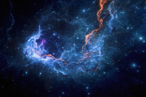 Nebula Stars Space 4k Wallpaper