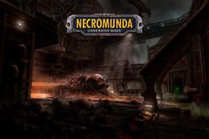 Necromunda Underhive Wars Wallpaper