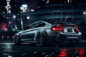Need For Speed Bmw Dark Night 4k