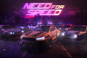 Need For Speed Heat Cars Polestar 4k