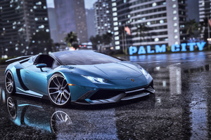 Need For Speed Heat Lamborghini 5k Wallpaper