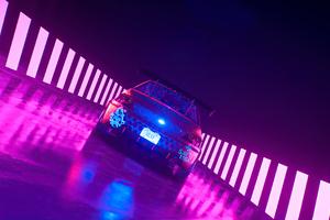 Need For Speed Heat Mitubishi Lancee Evo 4k