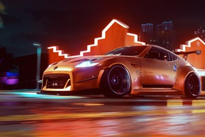 Need For Speed Heat Nissan 370z Wallpaper