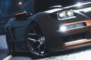 Need For Speed Honda NSX Game Wallpaper