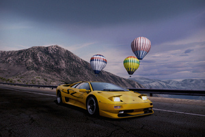 Need For Speed Hot Pursuit Lamborghini Diablo Wallpaper