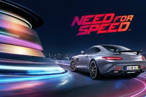 Need For Speed Mercedes Amg Gtr Wallpaper