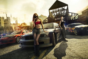 Need For Speed Most Wanted 5k Wallpaper