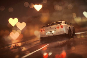 Need For Speed Nissan Gtr 5k