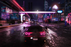 Need For Speed Payback Cyberpunk 4k Wallpaper