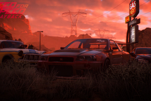Need For Speed Payback Racing Video Game 2017