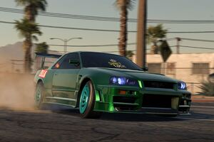 Need For Speed Payback Street Leagues Nissan Skyline 4k