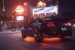 Need For Speed Payback Underglow 4k