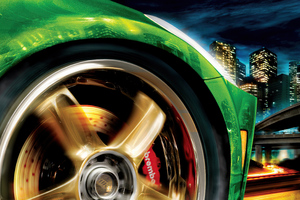 Need For Speed Underground 2 Key Art 5k Wallpaper