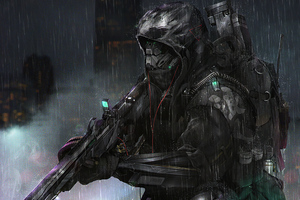 Neo Japand Sniper 4k Wallpaper