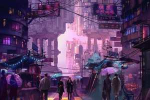 Neo Kong City
