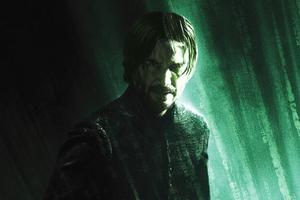 Neo The Matrix Resurrictions 5k