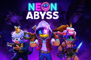 Neon Abyss Game 2020 Wallpaper