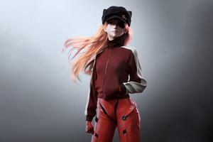 Neon Genesis Evangelion Asuka Langley Sohryu Wallpaper