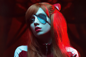 Neon Genesis Evangelion Asuka Langley Sohryu Cosplay 4k Wallpaper