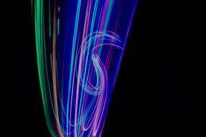 Neon Lights 5k