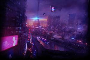 Neon Paris