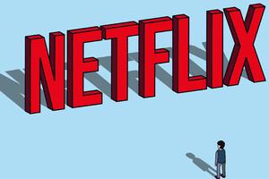 Netflix Humour Wallpaper