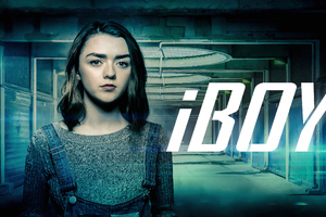 Netflix Iboy Wallpaper
