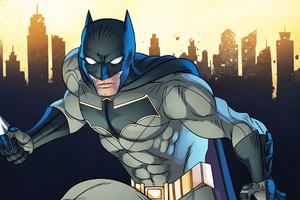 New Art Batman