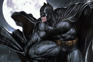 New Art Of Batman
