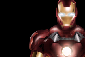 New Artwork Iron Man Wallpaper