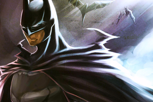 New Batman Art