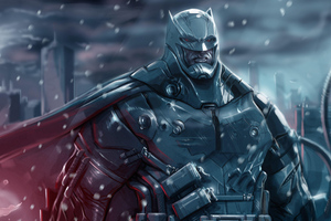 New Batman Arts