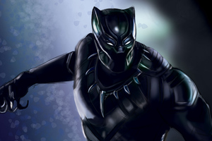 New Black Panther Art