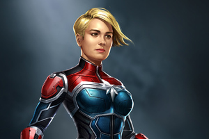 New Captain Marvel